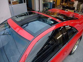 フェアレディZ[Z32]の2by2【Tバールーフ】の中古車購入で・・・雨漏りは?