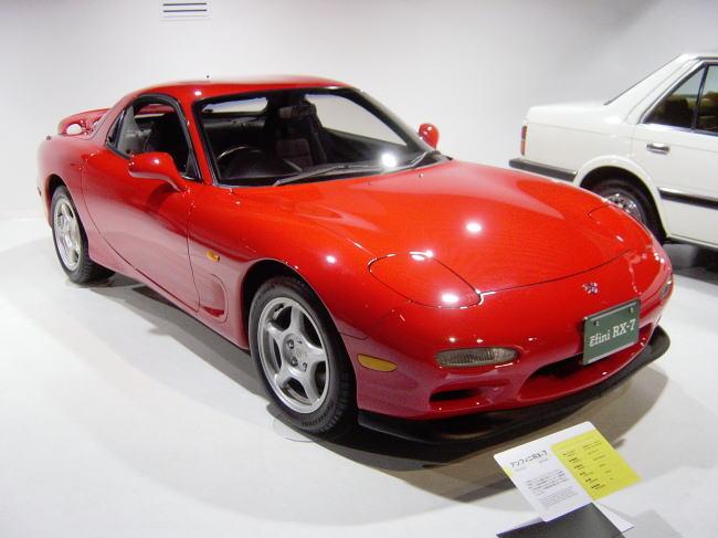 親所有のZ32と中古車のRX-7/FD3Sどっちがいい?